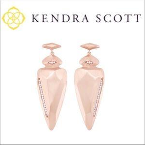 Kendra Scott Stellar Statement Earrings